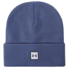 Czapka UNDER ARMOUR - Truckstop Beanie 1356707-467 Navy