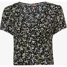 Tommy Jeans bluzka damska z krótkimi rękawami na wiosnę