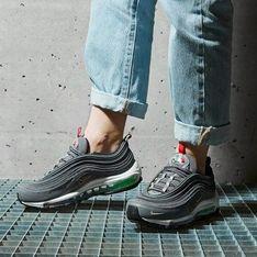 Buty sportowe damskie Nike szary