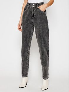 One Teaspoon Jeansy Relaxed Fit Pioneer 80S 23928 Czarny Relaxed Fit