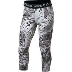 Legginsy dziewczęce Capri Pro Nike