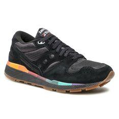 Sneakersy SAUCONY - Azura S70509-3 Black/Gum