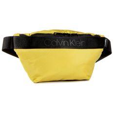 Saszetka nerka CALVIN KLEIN - Nastro Logo Waistbag K50K505672 LAF