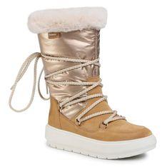 Śniegowce GEOX - D Kaula B Abx C D94AWC 022FU C5006 Camel