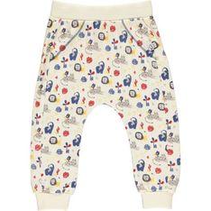 Odzież dla niemowląt Lamino z bawełny na wiosnę