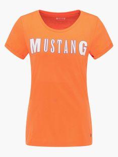 "Mustang ""Alexia C Print"" Orange"