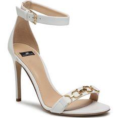 Sandały damskie Elisabetta Franchi eleganckie