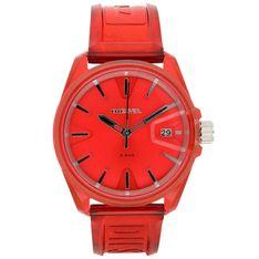Zegarek DIESEL - MS9 DZ1930 Red/Red