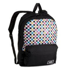 Plecak VANS - Glitter Check R VN0A48HGUX91 Glitter C