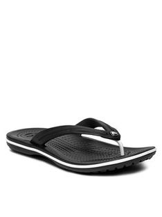 Crocs Japonki Crocband Flip 11033 Czarny