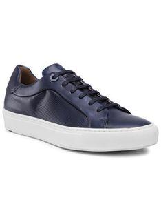 Lloyd Sneakersy Area 10-033-19 Granatowy