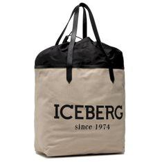 Torebka ICEBERG - 21E P2P1 7208 6904 1104 Ecru