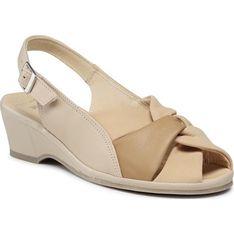 Sandały damskie Marco Tozzi na lato