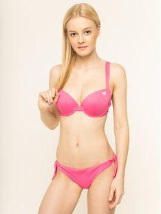 Emporio Armani Bikini 262479 0P313 00073 Różowy