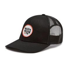Czapka z daszkiem BILLABONG - Walled Trucker W5CT03BIP1 Black 19