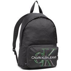 Plecak CALVIN KLEIN - Campus Bp 43 Glow K50K506346 BLK