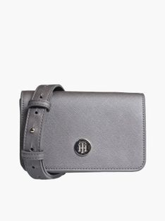 "Tommy Hilfiger ""Honey Belt Bag Metallic"" Grey"