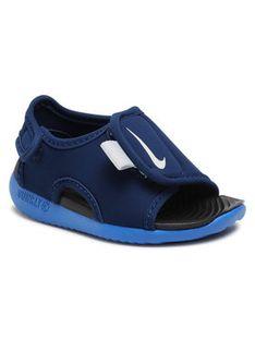 Nike Sandały Sunray Adjust 5 V2 (TD) DB9566 401 Granatowy