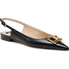 Sandały damskie Elisabetta Franchi z tworzywa sztucznego