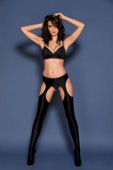 Gabriella - Rajstopy Strip Panty Anastazya