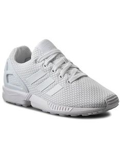 adidas Buty Zx Flux K S81421 Biały