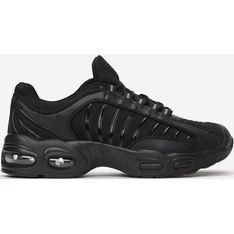 Czarne buty sportowe męskie Born2be na jesień