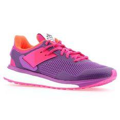 Buty do biegania Adidas Response 3 W AQ6103 fioletowe wielokolorowe