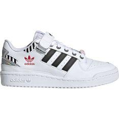Adidas buty sportowe damskie białe skórzane wiązane