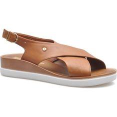 Sandały damskie Lemar na lato casualowe
