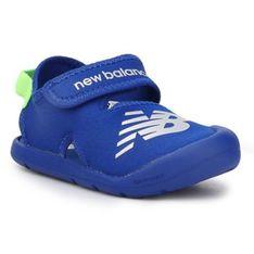 Sandały New Balance Jr Iocrsrrb czarne niebieskie