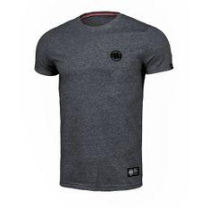 Koszulka męska Custom Fit Small Logo Pit Bull West Coast