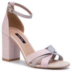 Sandały GINO ROSSI -  Sui DNI995-DD5-1182-0752-0 Pink