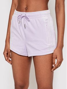 Juicy Couture Szorty sportowe Tamia JCWH121001 Fioletowy Regular Fit