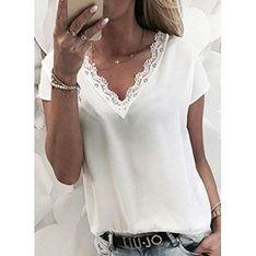 Bluzka damska biała Sandbella