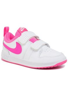 Nike Buty Pico 5 (PSV) AR4161 102 Biały