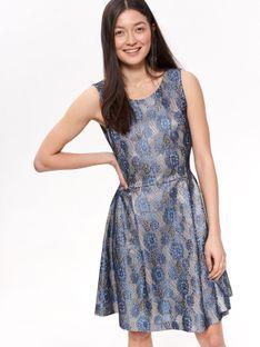 Sukienka damska z koronką