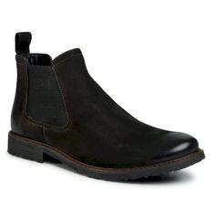 Sztyblety LASOCKI FOR MEN - MI08-C307-250-02 Black 1