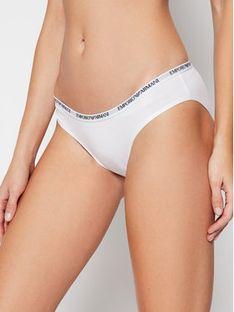 Emporio Armani Underwear Figi klasyczne 162428 CC317 00010 Biały