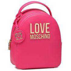 Plecak LOVE MOSCHINO - JC4101PP1CLJ060A Fuxia