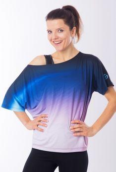 T-shirt oversize Aurora