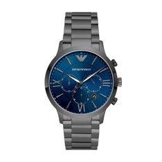Zegarek EMPORIO ARMANI - AR11348 Silver/Silver