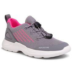 Sneakersy SUPERFIT - 6-06213-26 D  Hellgrau/Rosa