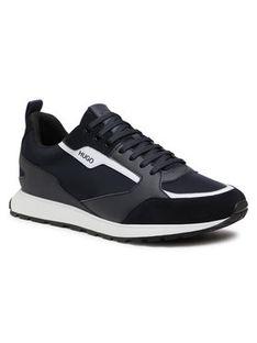 Hugo Sneakersy Icelin 50451740 10234982 01 Granatowy