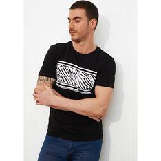 T-shirt męski Trendyol z krótkim rękawem