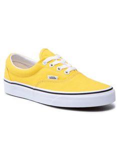 Vans Tenisówki Era VN0A54F1CA11 Żółty