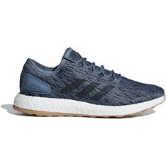 Buty sportowe damskie granatowe Adidas dla biegaczy