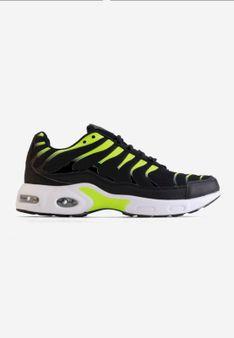 Buty sportowe czarno zielone 11 Gauthier