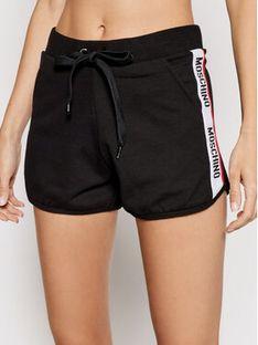 MOSCHINO Underwear & Swim Szorty sportowe 4312 9020 Czarny Regular Fit