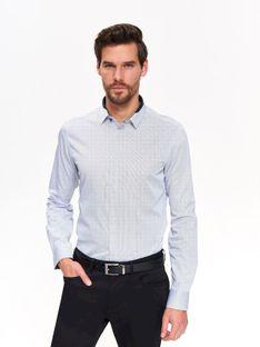 Koszula we wzór taliowana
