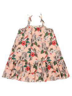 TwinSet Sukienka codzienna 201GB2333 M Kolorowy Regular Fit